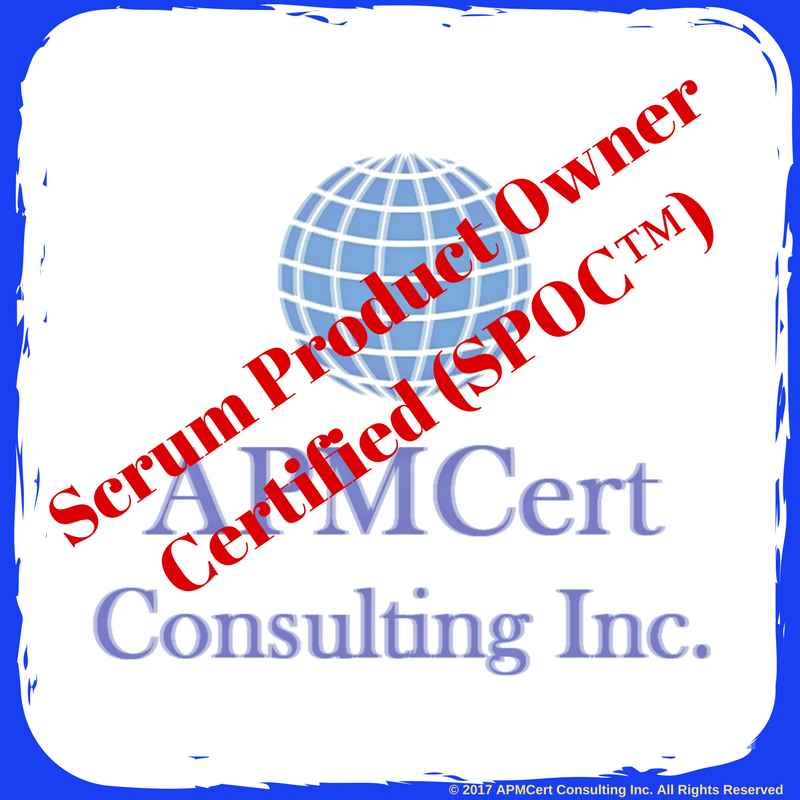 Scrum Product Owner Certified Spoc Online Certification Exam