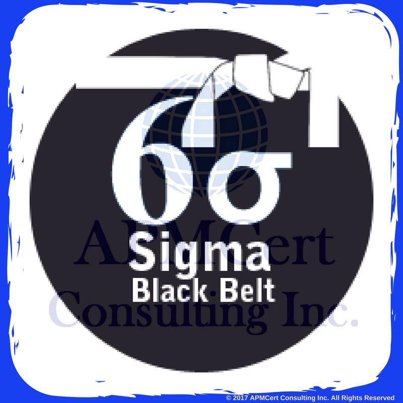 Six Sigma Black Belt Online Course Online Certification Exam Apmcert