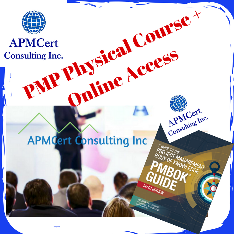 Pmp Project Management Professional Certification Exam Prep Course